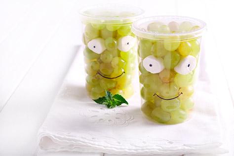 grapes-marshmellows