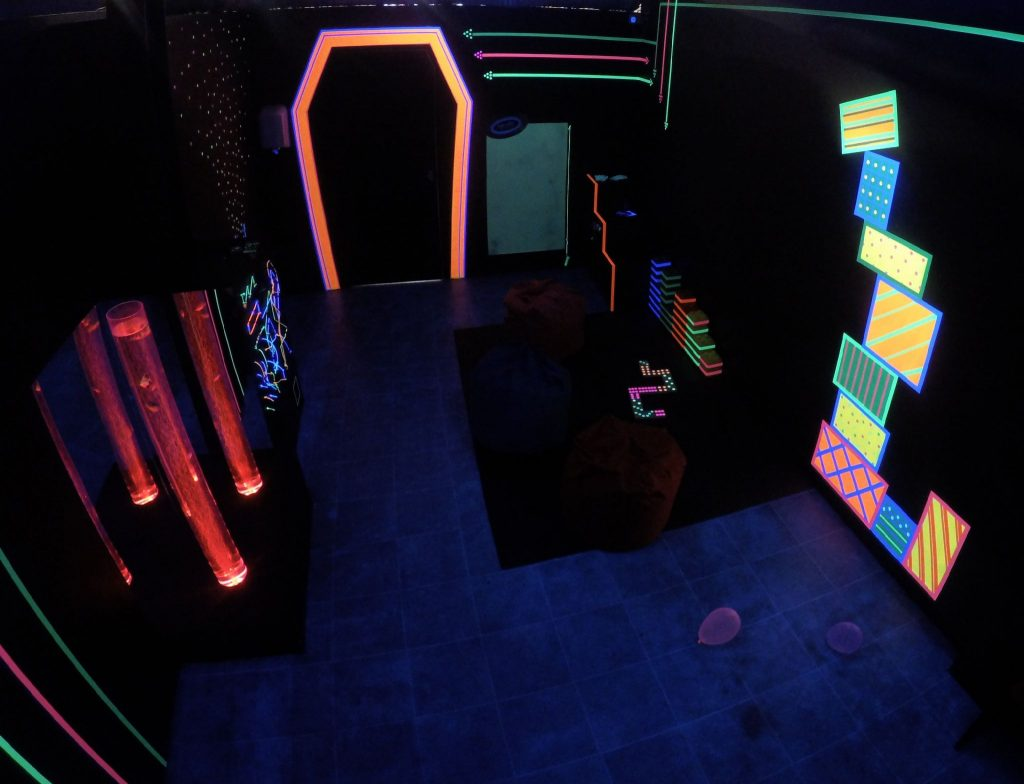 laserquest-playroom