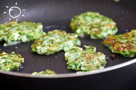 veggie-pancake