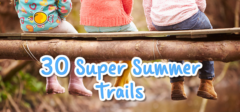 30 Super Summer Trails