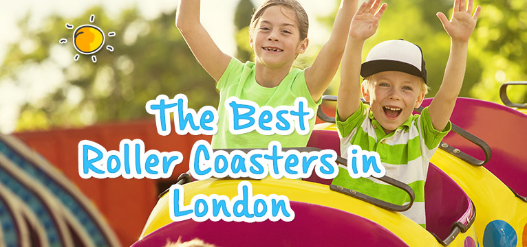 The Best Roller Coasters in London