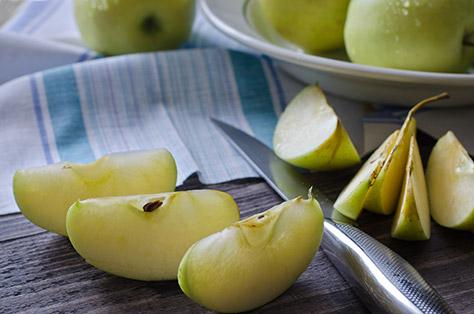 sliced-apple