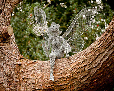 fairy-in-a-tree