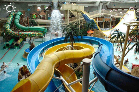Our Favourite Indoor Waterparks In The Uk Picniq Blog
