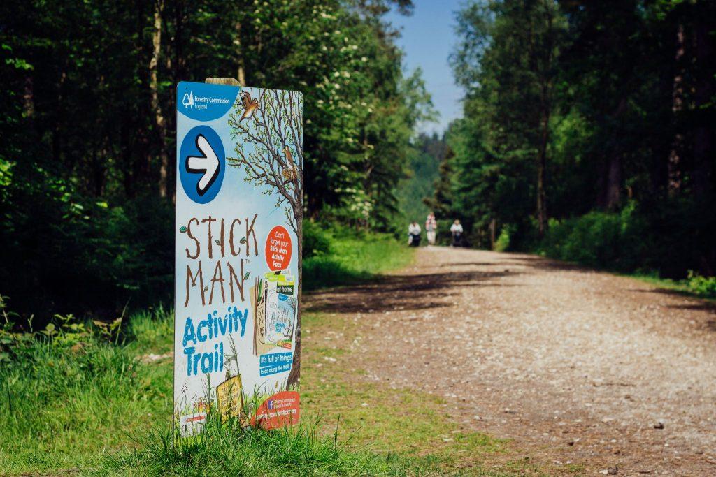 Stick Man Trail
