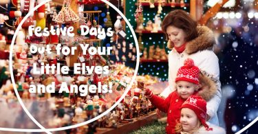 Festive-Days Out for Your Little Elves and Angels!