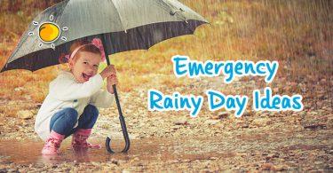 Emergency rainy day ideas-header