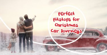 Perfect Pitstops for Christmas Car Journeys