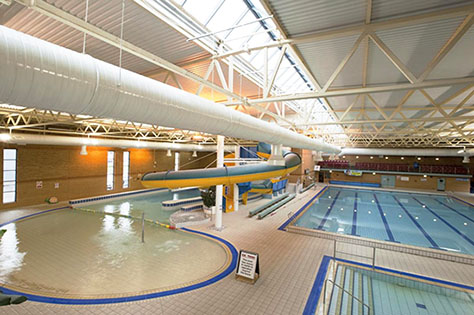 Breckland Main Pool 1-c breckland leisure centre