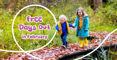 Free Days Out in February
