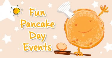 Fun Pancake Day Events-header