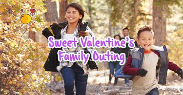 header - sweet valentines family outing