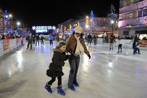 Our Favourite Ice Rinks In The Uk Picniq Blog