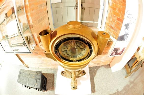 ships binnacle - c poole museum