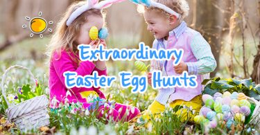 Extraordinary Easter Egg Hunts-header