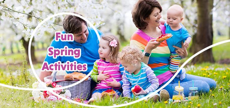 Fun Spring Activities