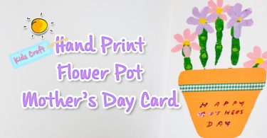 Hand Print Flower Pot Mother's Day Card-header-flipped