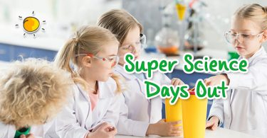new header - super science days out