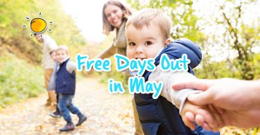 Free Days Out in May