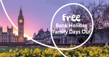 Free Bank Holiday Days Out