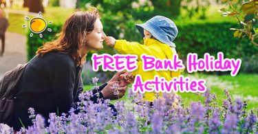 free bank holiday activities