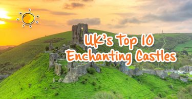 header - UKs Top 10 Enchanting Castles