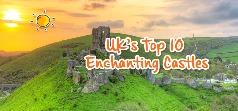 header - UKs Top 10 Enchanting Castles