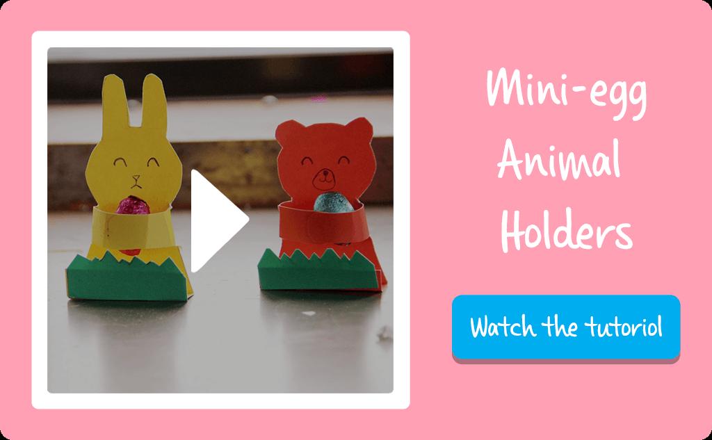 mini egg holder pause frame