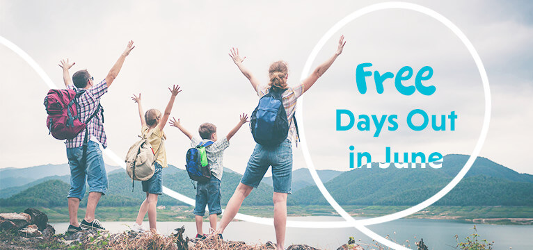 Free Days out in June