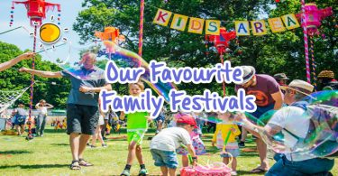 our favourite family festivals