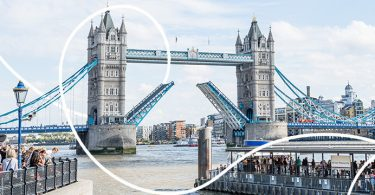 top 5 london attraction