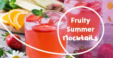 Fruity Summer Mocktails for Kids