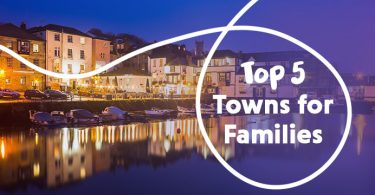 Top 5 Towns For Families