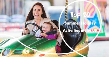 Top 20 Summer Family Holiday in the UK