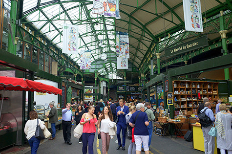 London's Street Markets | Free Things to Do in London