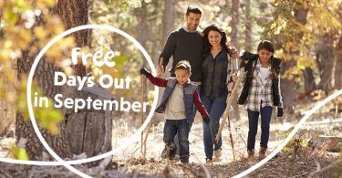 Free Days Out In September