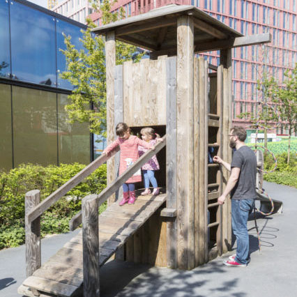 Handyside Gardens | Free Things to Do in London