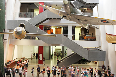 Imperial War Museum | Free Things to Do in London