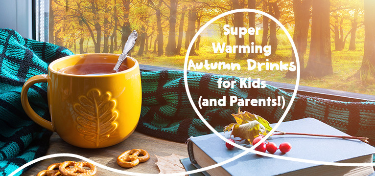 Super Warming Autumn Drinks For Kids and Parents