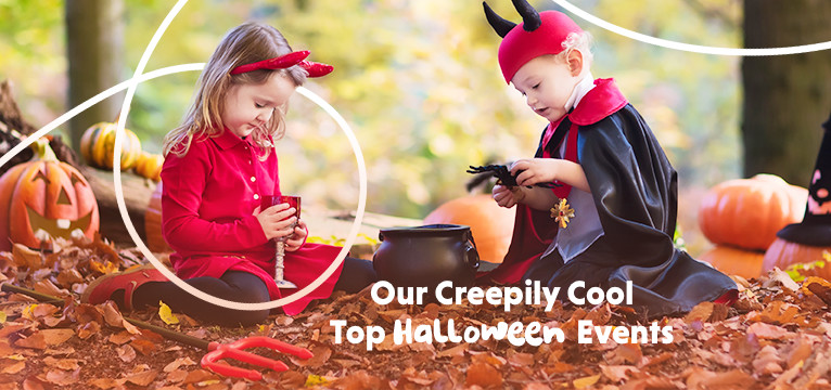Our Creepily Cool Top Halloween Events