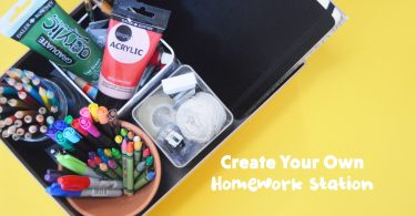 Create Your Own Homework Station