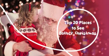 Top 20 Places to See Father Christmas