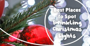 Best Places to Spot Twinkling Christmas Lights