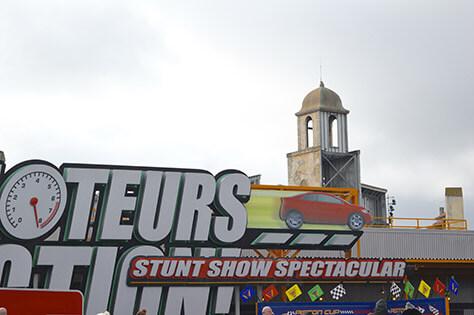 Stunt Show Spectacular Disneyland Paris