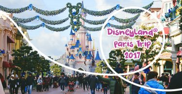 Disneyland Paris Trip 2017