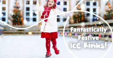 Fantastically Festive Ice Rinks!