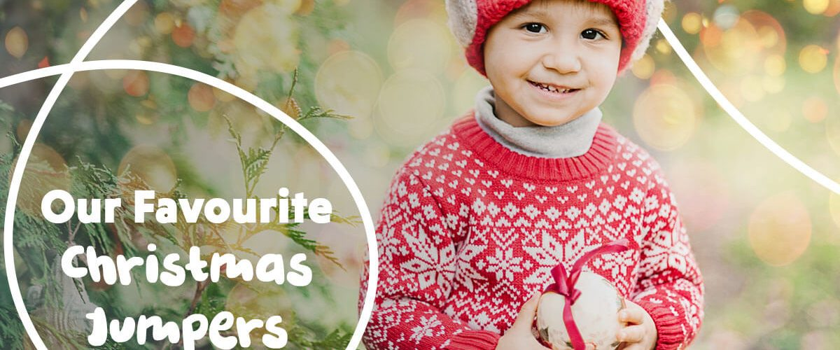 Our Favourite Christmas Jumpers