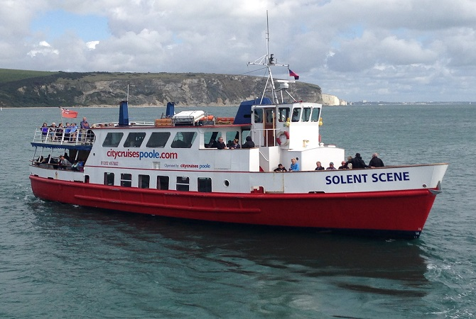 City Cruises Poole