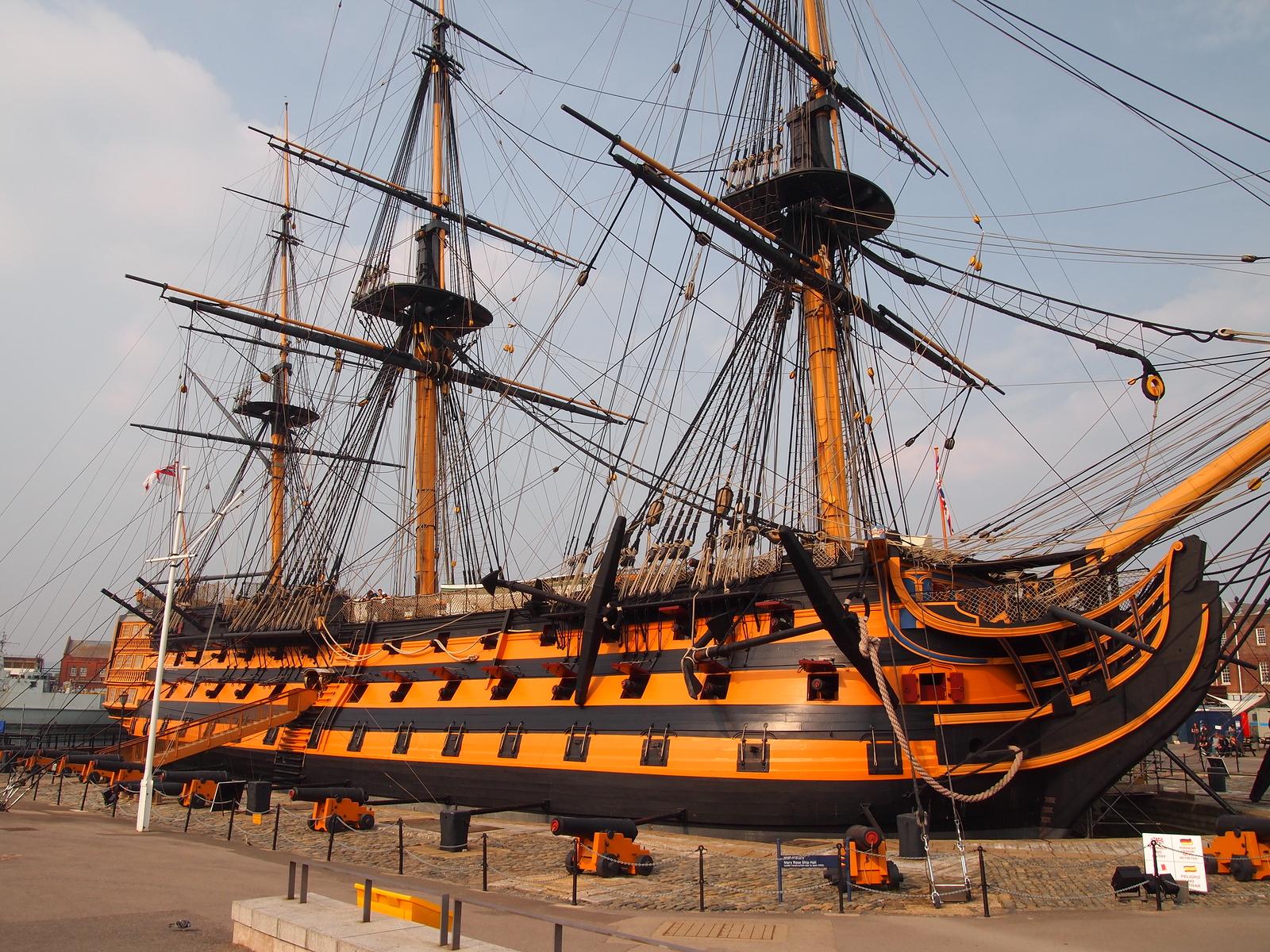 HMS Victory, Portsmouth Historic Dockyard