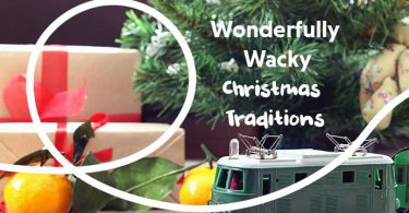 Wonderfully Wacky Christmas Traditions